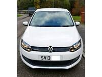 2013 VW Bluemotion Polo
