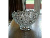 Lovely Glass Bowl. Great for Trifle or Punch