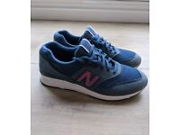 New Balance Suede Trainers - Size 6.5 UK