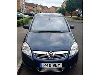 Vauxhall Zafira 1.7 CDTi ecoFlex Elite 5 Door...£5,700...MOT Sept 2016....Full Service History.
