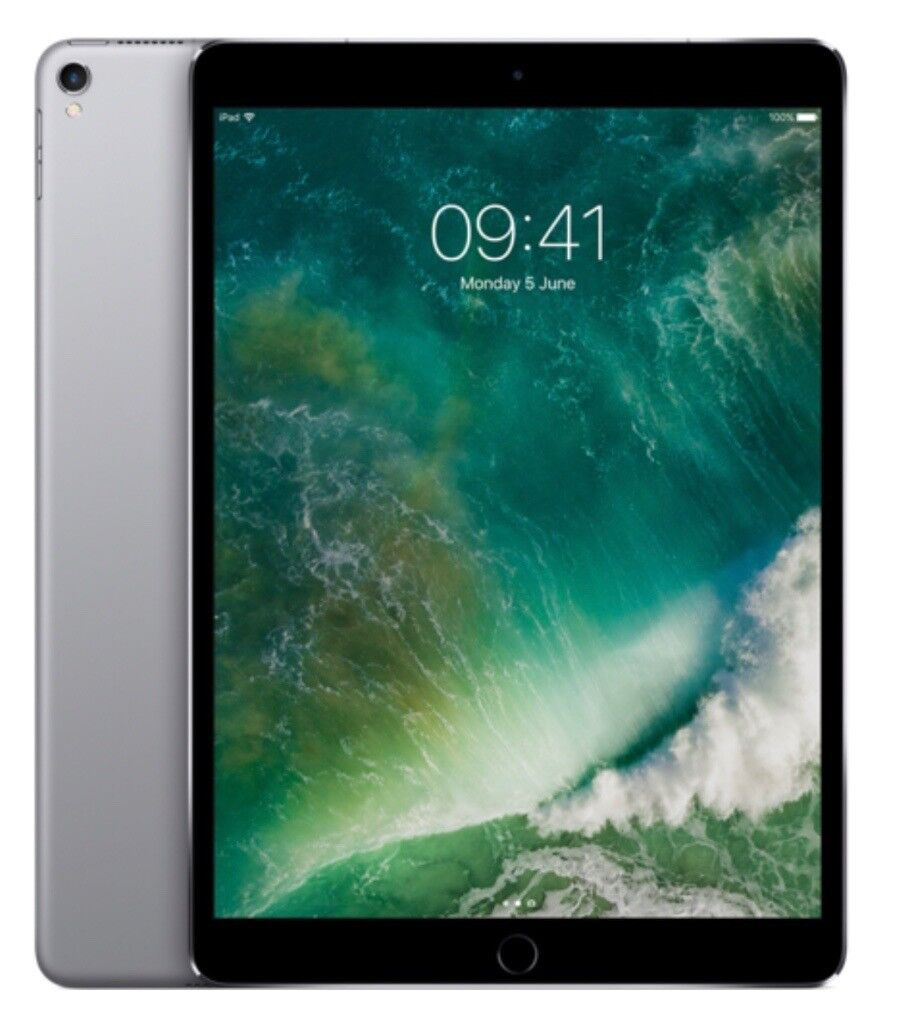 Apple iPad Pro 10.5' - WiFi/Cellular - 256GB - Space Grey