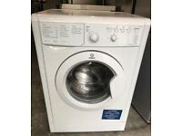 7KG A CLASS INDESIT IWB71250 WASHING MACHINE 3 MONTH WARRANTY, FREE INSTALLATION