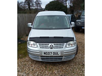 VW CADDY FOR SALE OR POSSIBLE PART EXCHANGE
