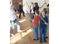 Morris dance for fitness and fun