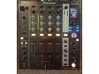 MINT PIONEER DJM 750k USB SERVICED fully working pro digital dj mixer
