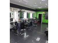 Barbers wanted Northolt