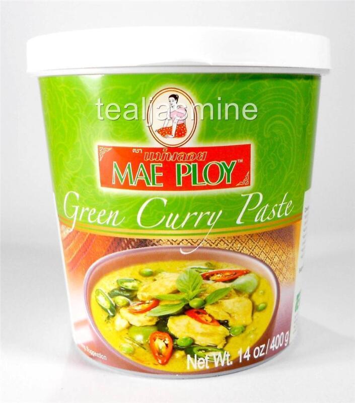 thai curry paste food beverages ebay. Black Bedroom Furniture Sets. Home Design Ideas