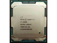 HOT DEAL!!! Intel Core i7-6900K FCLGA2011-3 x 3.20 GHz) CPU Brand New