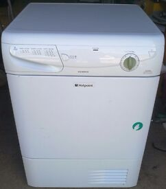 HOTPOINT 7KG CONDENCER TUMBLE DRYER IN GOOD WORKING ORDER