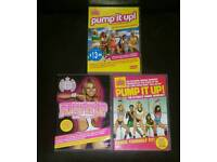 Ministry of sound workout dvds