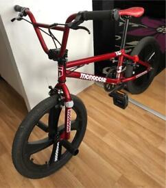 Bmx bike 🔥Mongoose🔥