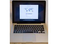 MacBook Pro (13-inch, Early 2011) 2.7 GHz i7, 8 GB RAM, 500 GB HD