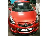 2011 Vauxhall Corsa Nurburgring **OFFERS**