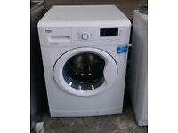 FREE DELIVERY Beko 7KG, 1500spin, A++ energy rated washing machine WARRANTY