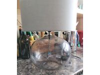 LAMP & SHADE -EXCELLENT CONDITION