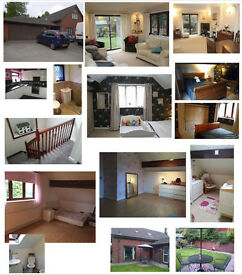 Large 4/5 bed detached house to rent in nice area of Rochdale
