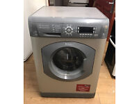 8KG Super Silent Hotpoint Ultima WMD942 Digital Washing Machine with 4 Month Warranty