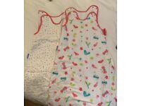 Baby sleeping bags 18-36 months
