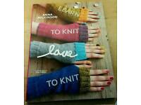 Great book Learn to Knit Love to Knit