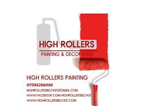 Painting and decorating Belfast