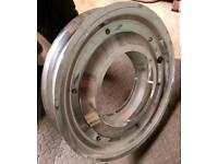 Vn800 classic chrome wheel cover