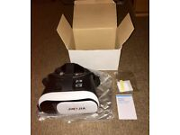 Virtual Reality (VR) Headset - NEW/Boxed - Compatible with all smartphones (White & Black)