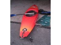 Whip It Perception Kayak - new condition