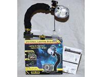 Sea & Sea universal lighting system, YS-01 Underwater strobe, Tray and flexi arm