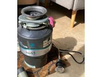 insinkerator model 65 waste disposal for sink