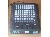 AKAI AP20 Midi controller
