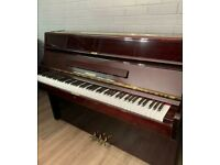 Bremer walnut upright piano |Belfast pianos | * Free Delivery *