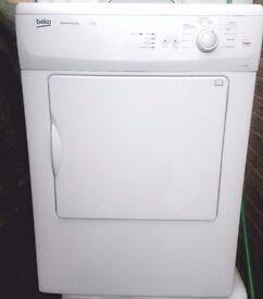 Beko sensor tumble dryer