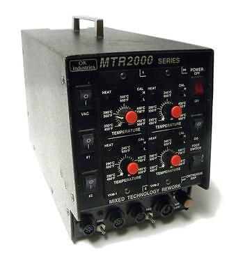 Ok Industries Mtr-2001 Mixed Technology Rework Mtr2000 Series