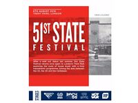 51st State Festival *VIP TICKET*