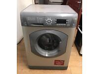 8KG Super Silent Hotpoint Ultima WMUD942 Digital Washing Machine with 4 Month Warranty