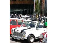 Austin Mini Convertible