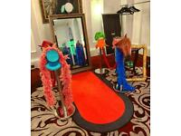 Magic mirror , photo booth