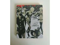 [Steelbook & Disc] Persona 5 PS4