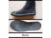 Poseidon Drysuit Neoprene XL - Boot size 11
