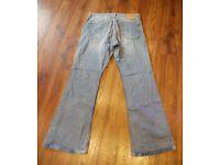 Pair of Vintage Unworn Levi Jeans W36 L34 Style 765.