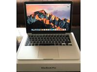 Macbook Pro 2015 Retina - intel i5 2.7GHz - 8GB RAM - 256GB SSD - Boxed