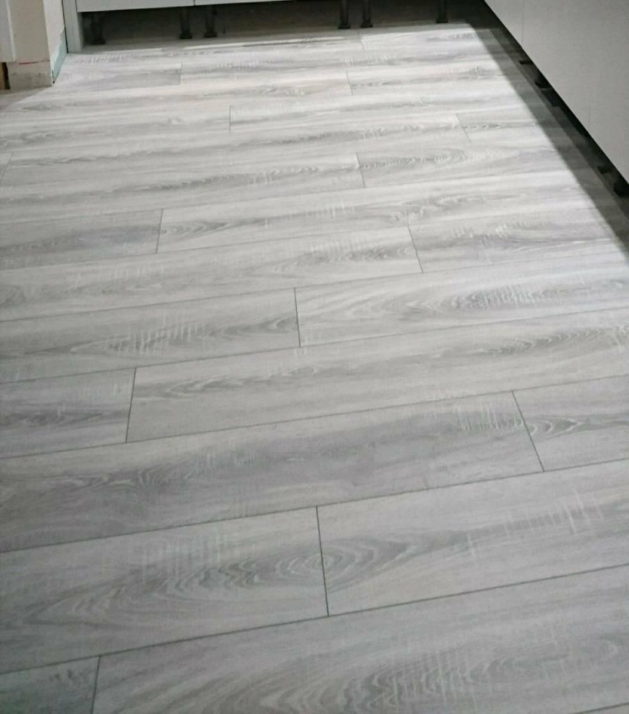 Laminate Flooring 6 Packs Oak Grey In East End Glasgow Gumtree