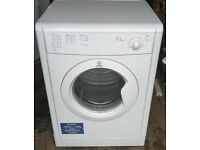 INDESIT 6KG VENTED TUMBLE DRYER -IN GOOD WORKING ORDER