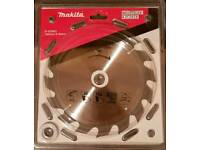 4 x Makita Blades for Saws D-03919