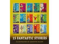 Roald Dahl Childrens Book Collection