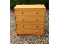 Chest of drawers, 4 drawers