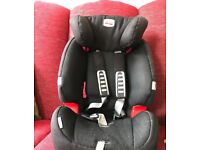 Britax Kids car seat Evolva 1 2 3 - 9 to 18kg