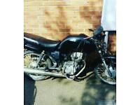 Honda cg 125cc project