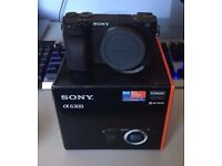 Sony Alpha A6300 Camera with Extras - £675 NO OFFERS