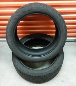 (E83) 2 Pneus Ete - 2 Summer Tires 225-45-18 Continental RunFlat